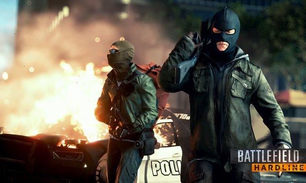 Battlefield Hardline: Soundtrack – Liste der Songs im In Game-Radio