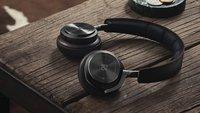 BeoPlay H8 von Bang & Olufsen: Premium-Kopfhörer mit Geräuschunterdrückung