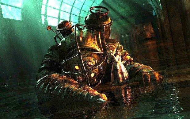 Bioshock: Hübsches Concept-Art von dem eingestampften Film veröffentlicht