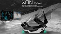 Cerevo XON SNOW-1: Smarte Snowboard-Sensoren