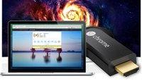 Chromecast am Mac: Jedes Internetvideo direkt streamen (Tipp)