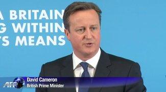 WhatsApp, Threema, iMessage & Co: Cameron will verschlüsselte Kommunikation verbieten