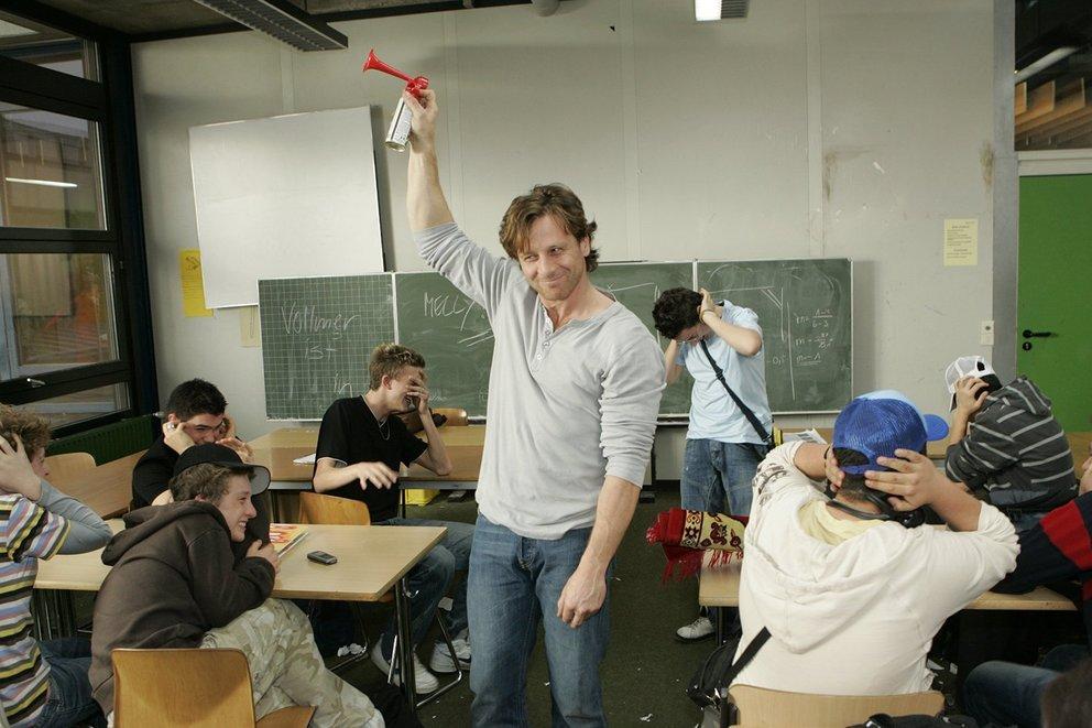 Der Lehrer Natascha