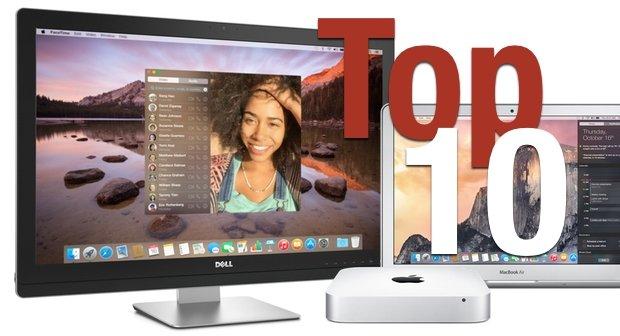 Displays für Mac kaufen: Die besten der preiswerten Monitore (Top 10)