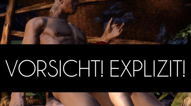 Dragon Age-Nude Patches: Nippel und Gemächte in Ferelden