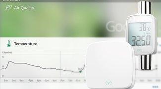 Elgato Eve: Apple HomeKit-kompatible Sensoren für Zuhause