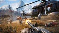 Far Cry 4: DLC Flucht aus dem Durgesh-Gefängnis mit Trailer veröffentlicht