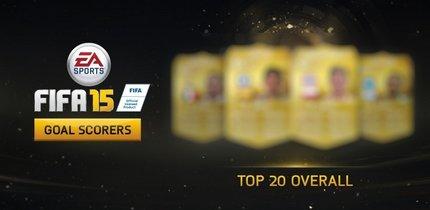 FIFA 15: Stürmer mit den meisten Toren - Wer ist Torschützenkönig in Ultimate Team?