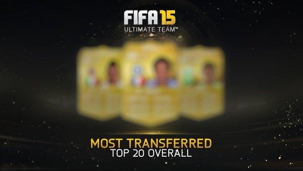 FIFA 15 Ultimate Team Transfermarkt: Die meist gehandelten Spieler