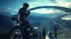 Final Fantasy XV: Seht hier das neue Material!