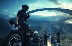Final Fantasy XV: Seht hier...