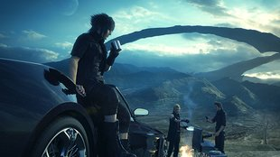 Final Fantasy XV: Seht hier neues Gameplay-Material!
