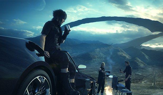 Final Fantasy XV: Seht hier den neuesten Teaser!
