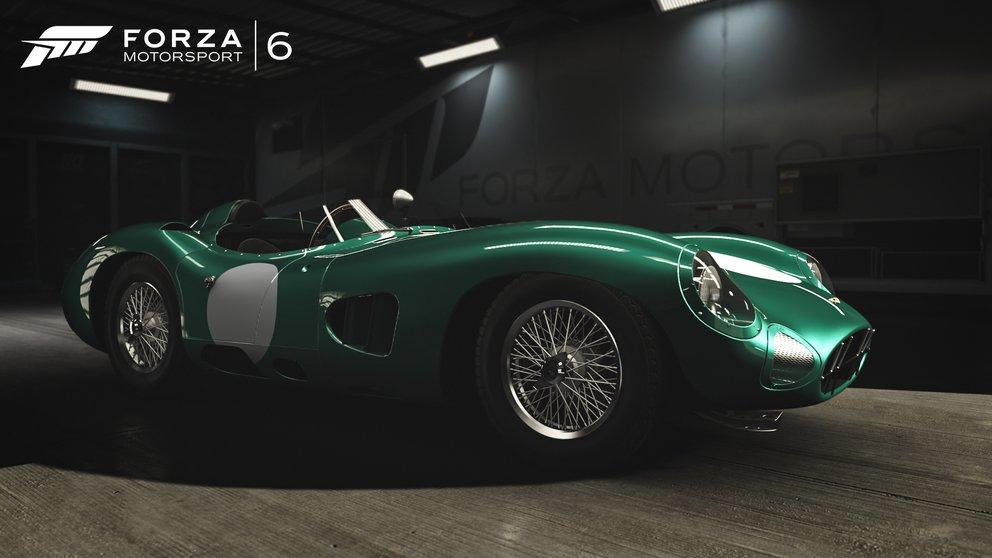 Forza Motorsport 6: Auch klassiche Boliden finden sich unter dem 450 Wagen großen Fuhrpark.