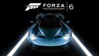 Forza Motorsport 6: Neue Informationen aufgetaucht