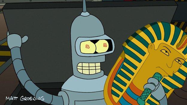 Futurama im Stream: Alle Folgen mit Fry, Bender und Co. online sehen