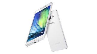 Samsung Galaxy A7: Doch mit Full HD-Display&#x3B; ab März in Deutschland