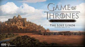 Telltale Game of Thrones Episode 2: Release am 5. Februar für Android &amp&#x3B; iOS