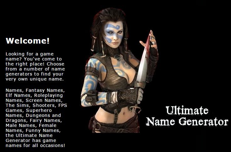 gamer namen finden