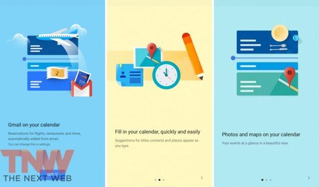 Google Calendar: Erste Screenshots der iOS-App aufgetaucht