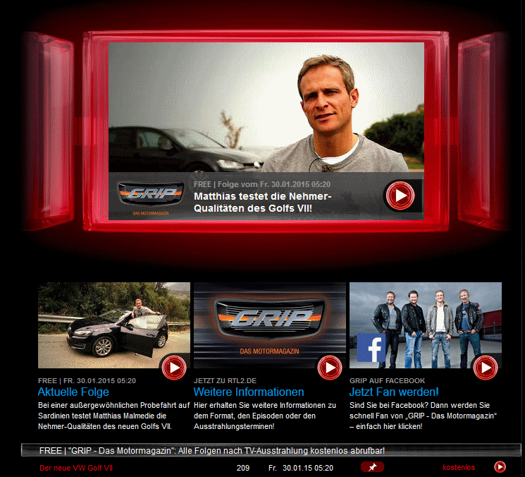 Online tv stream super rtl for Spiegel tv rtl mediathek
