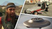 GTA 5: Raumschiffteile - Fundorte auf der Karte und im Video – und was passiert dann?