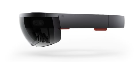 Soll im selben Zeitraum wie Windows 10 erscheinen: AR-Brille HoloLens von Microsoft.