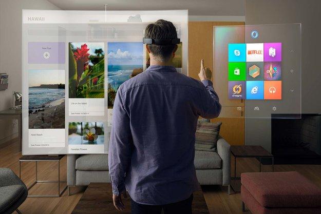 Microsoft HoloLens: Release-Date und Preis - Was wird die Brille kosten und wann wird sie zu haben sein?