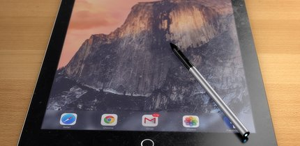 iPad Pro vs. MacBook Air: Konzeptduell der 12-Zoll-Klasse