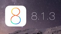 iOS 8.1.3 womöglich in wenigen Tagen verfügbar