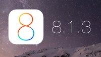 Apple arbeitet weiter an iOS 8.1.3, neue Beta-Version für Retail-Angestellte