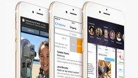Sammelklage: iOS 8 belegt angeblich zu viel Speicherplatz