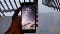 Eine Nacht im Schnee: Was hält ein iPhone 6 Plus aus?