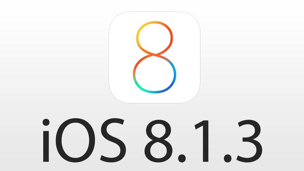 iOS 8.1.3 veröffentlicht – Neuerungen im Überblick