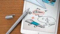 iPad Plus: Apple soll Stylus für 12-Zoll-iPad planen