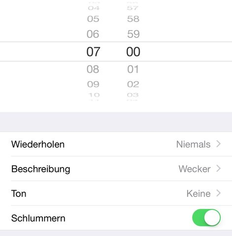 iphone-wecker-klingelton-vibration