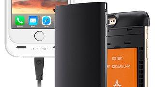 Neue Akkuhüllen fürs iPhone 6 im Überblick [CES 2015]