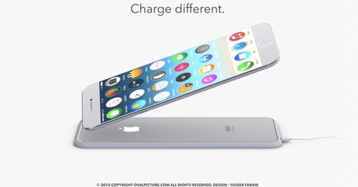iphone 7 konzept zeigt verbessertes design neue farben. Black Bedroom Furniture Sets. Home Design Ideas