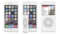 iPhone 6 mutiert zum iPod classic: Das iPod Cover macht es möglich (Konzept)