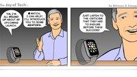 Die Versagensängste der Apple Watch