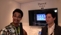 Parrot RNB 6: Infotainment-System mit Android Auto und Apple CarPlay im Video [CES 2015]