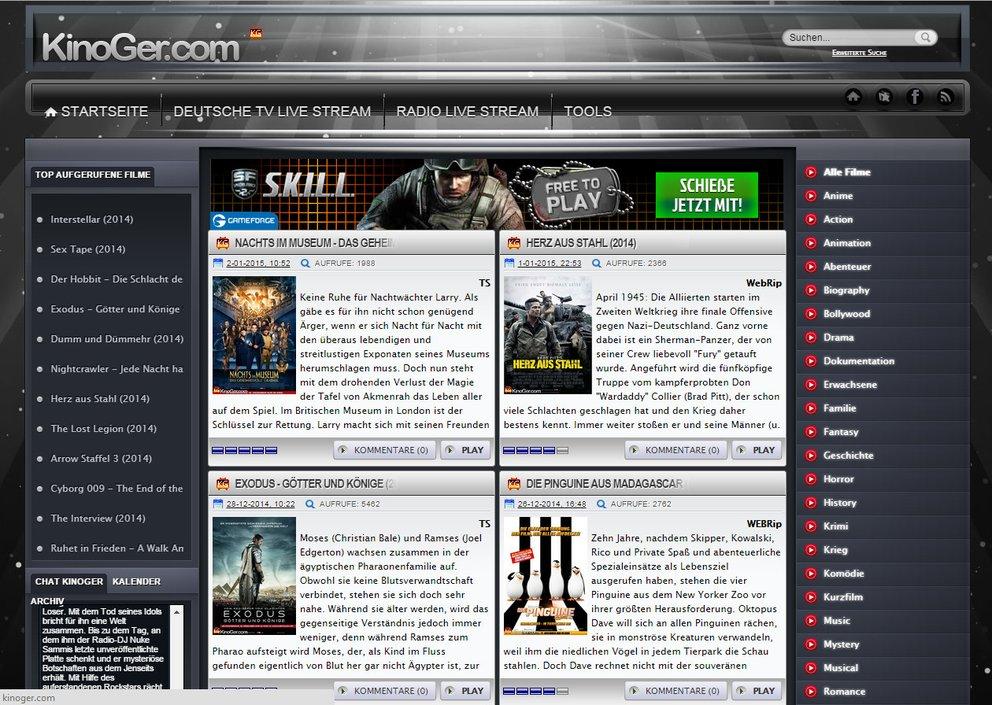Kinogercom Online Die Neuesten Filme Kostenlos Im Stream Ist Das