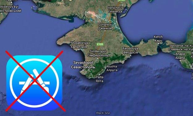 App Store: Apple kündigt Entwicklern auf der Krim wegen Handelsembargo