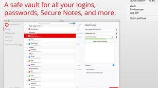 LastPass: Mac-App für Passwort-Datenbank erhältlich