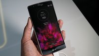 LG G Flex 2: Erste Benchmarks zeigen verhaltene Performance [CES 2015]