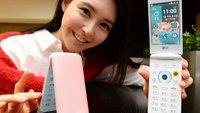 LG Ice Cream Smart: Klapphandy mit Android 4.4 KitKat vorgestellt