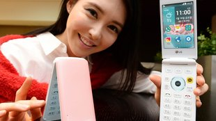 LG Ice Cream Smart: Klapphandy mit Android 4.4 KitKat vorgestellt