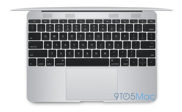 12-Zoll-MacBook: Renderings zeigen ultradünnes Design