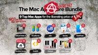 Software-Bundles für Mac von MacHeist und Stacksocial