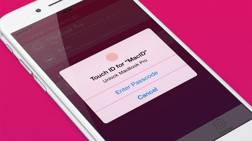 MacID: Mac mit Touch ID entsperren